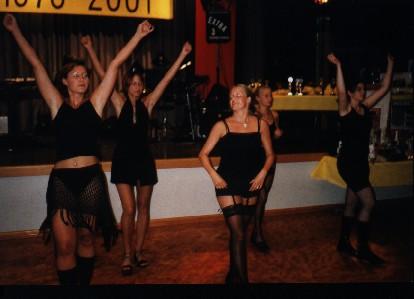 Tanzgruppe des NKB