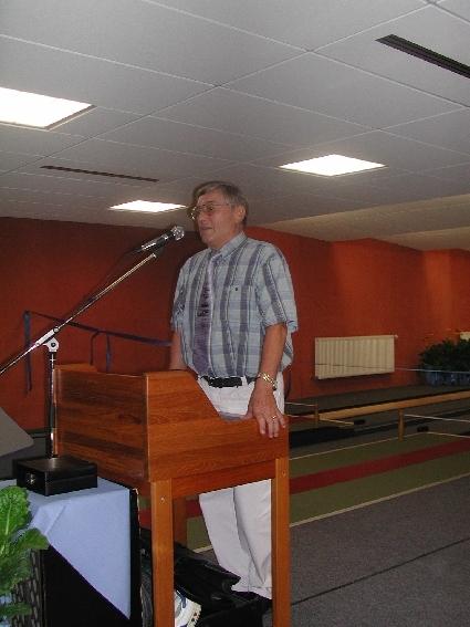 Horst Wohlert - Ehrenvorsitzender
