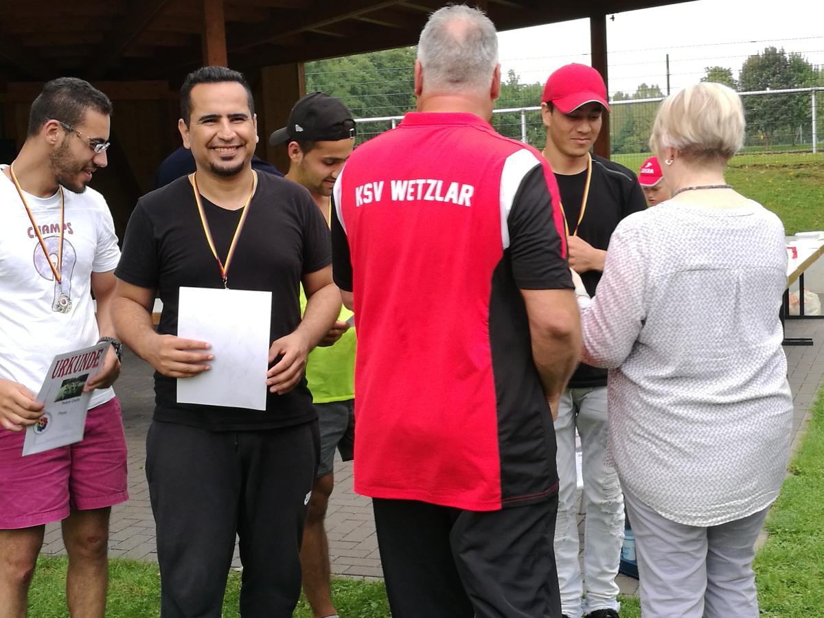 Integrationssportfest