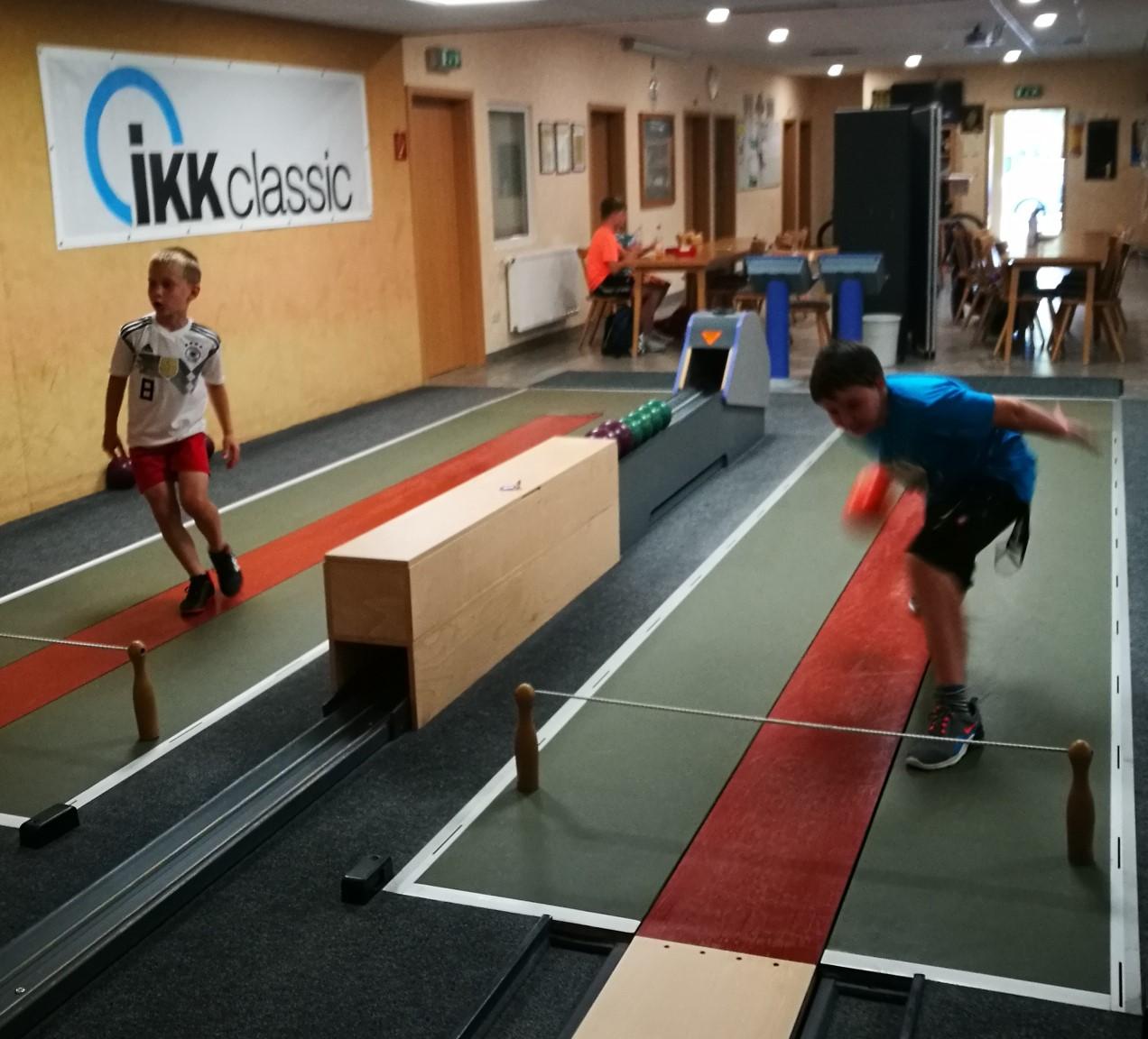 Sommerferienprogramm 2020 beim KSV-Wetzlar