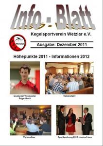 Infoblatt 12/2011